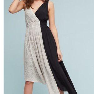 Anthropologie MAEVE Asymmetrical Dress, Sz. XL